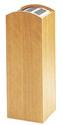 スモーキングスタンド 木目丸型
