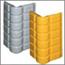 ソフトパッド 駐車場の柱や壁の角に。 安全なソフト樹脂採用。衝撃から壁や車を守ります。
