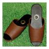 高性能の静電防止レザーを使用