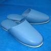 パステルスリッパ(ブルー) OAクリーンルームなど、ホコリ・汚れ厳禁の部屋にも最適!抗菌加工スリッパ