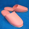 パステルスリッパ(ピンク) OAクリーンルームなど、ホコリ・汚れ厳禁の部屋にも最適!抗菌加工スリッパ