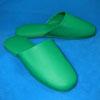 ベストHスリッパ(グリーン) 糸切れがないので丈夫で長持ち。幅広くご使用になれます。